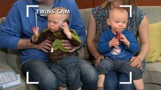 Double Talk: 'Secret Language' McEntee Twins on 'GMA' (03.31.11)