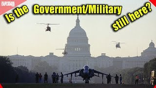 TWD Is the Government or Military still here?