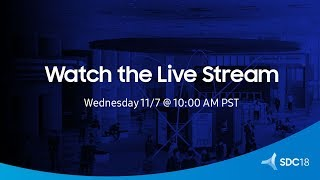 Samsung Developer Conference 2018 Opening Keynote