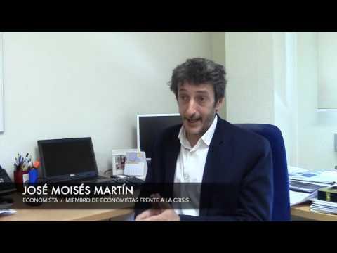 Ha llegado la hora José Moisés Martín
