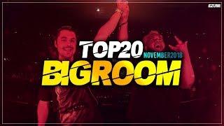 Sick Big Room Drops 👍 November 2018 [Top 20] | EZUMI