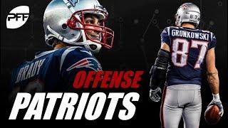 New England's Offensive Scheme | PFF