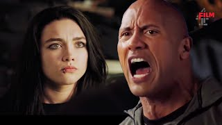 The Rock gives Florence Pugh & J HD