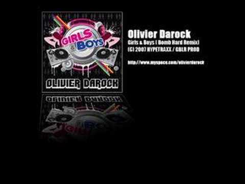 Olivier Darock - Girls and Boys ( radio edit )