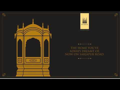 Sobha Royal Pavilion Location Sarjapur Bangalore