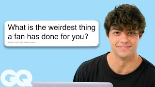 Noah Centineo Goes Undercover on Twitter, Instagram, and YouTube | GQ