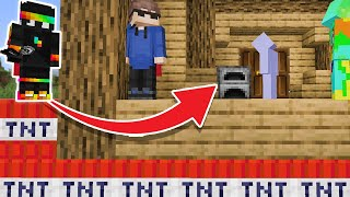 I Betrayed an Entire Minecraft SMP...