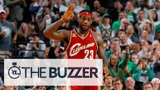 LeBron James Heading Back to Cleveland - @TheBuzzeronFOX