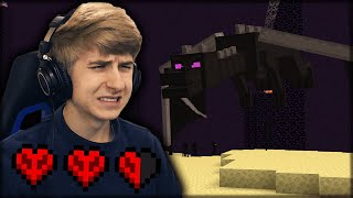 Beating Minecraft for the first time