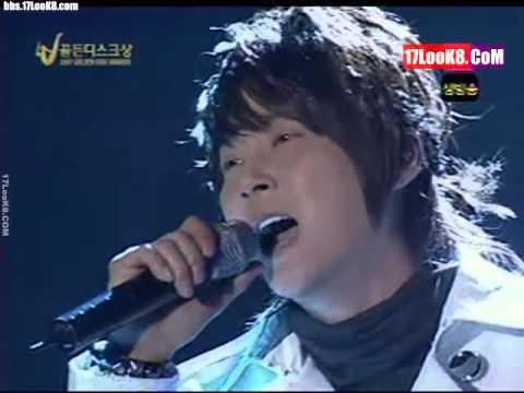 2007 Golden Disc Award HyeSung cut