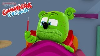 "Gummy Bear Show 18 ""SICK DAY"" Gummibär And Friends - YouTube"