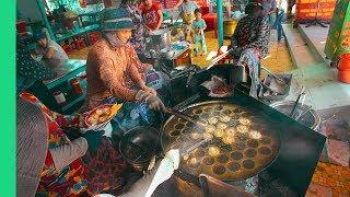Epic Street Food of Vietnam! Banh Khot in Vũng Tàu