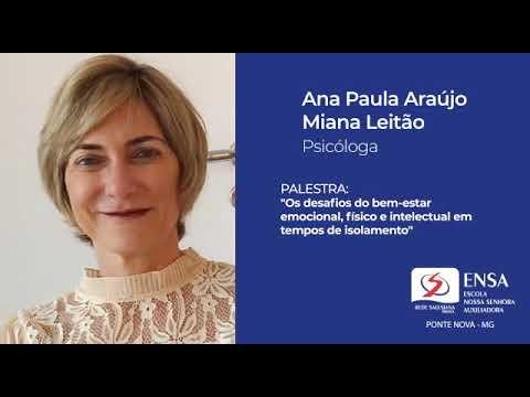 Palestra ENSA -