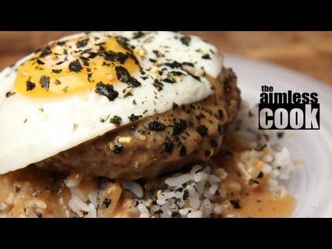 Hawaiian Cooking - Loco Moco