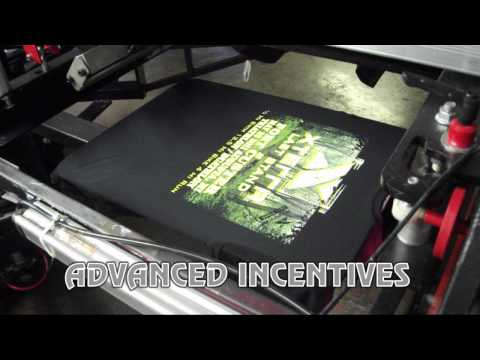 Advanced Incentives Screen Printing