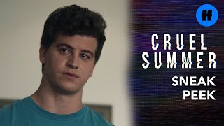 Cruel Summer Season 1, Episode 6 | Sneak Peek: Derek is Leaving for College | Freeform