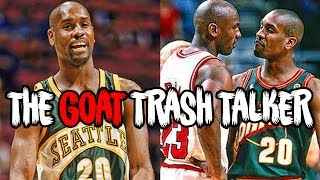 The GREATEST Trash Talker The NBA HAS EVER SEEN