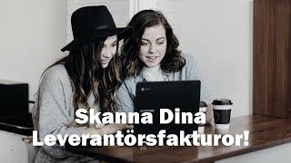 Swinx ScanLev-Skanna fakturor till Visma