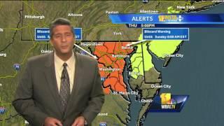 Tony explains the anatomy of a blizzard