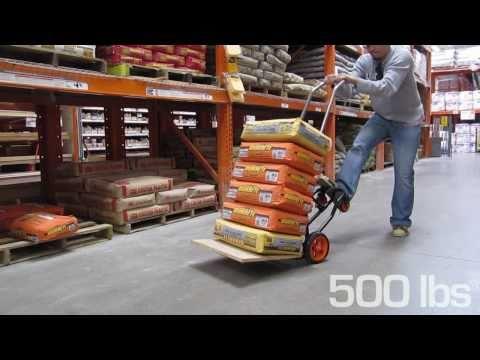 GRUV GEAR V-Cart Solo Load Tests