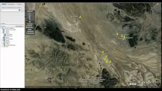 "Arizona ""Area 51""? (interesting finds in desert)"