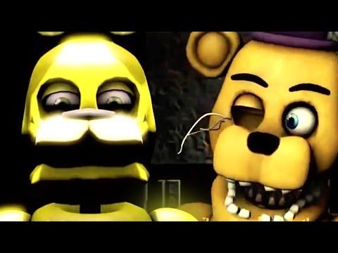 Five Nights at Freddy's Movie: 'Golden Bite' [FNAF SFM ANIMATION]