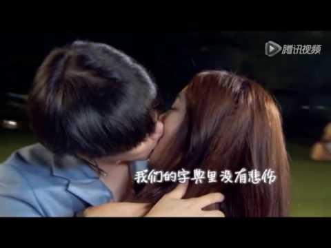 heechul perhaps love kiss ~~