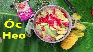 Hữu Bộ | Óc Lợn Chua Cay Ăn Dưới Mưa