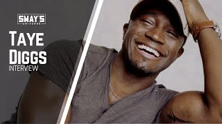 Taye Diggs Is Tired of Sensitive People and Talks Being Single