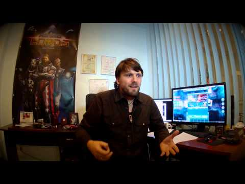 Video of MMORTS Astro Lords
