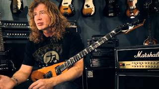 Dave Mustaine At: Guitar Center