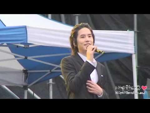 [FANCAM] 080815 SM Concert - 하루만 (Just For One Day) (Kyuhyun)