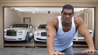 The Great Khali's Lifestyle ★ 2018