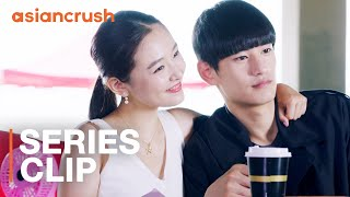 My hot monster roommate is now my fake boyfriend   Chinese Drama   My Amazing Boyfriend