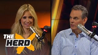Peyton Manning proved there are 'Sports Gods' | THE HERD