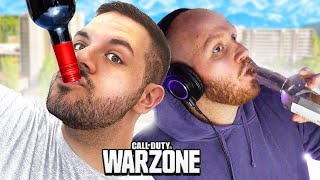 Warzone, but we're ALL drunk...