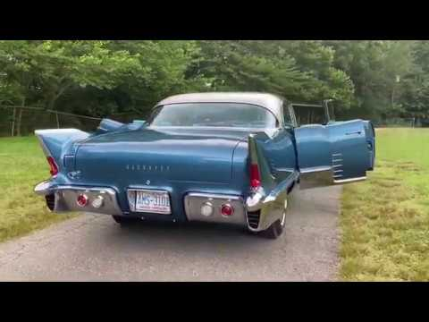 video 1958 Cadillac Eldorado Brougham