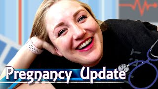 Good News from Doctor Visit! Pregnancy Update / Becca Beach Vlogs