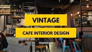 75+ Best Vintage Cafe Interior Design Ideas Inspiration