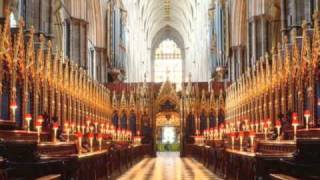Zadok the Priest — Choir of Westminster Abbey