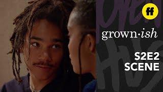 "grown-ish Season 2, Episode 2 | Luca Says ""I Love You"" | Freeform"