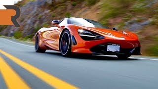 The McLaren 720s Is The Closest I've Come To Driving A Spaceship On The Street