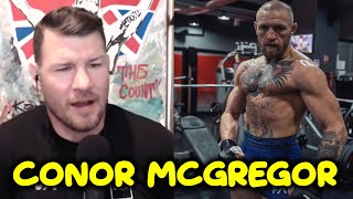 Bisping Reacts To Conor McGregor New Physique Ahead Of UFC 257