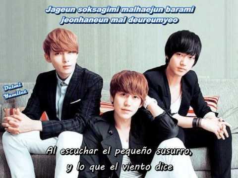 Super Junior (K.R.Y) - SKY - To the Beautiful You OST [Sub Español + Rom]
