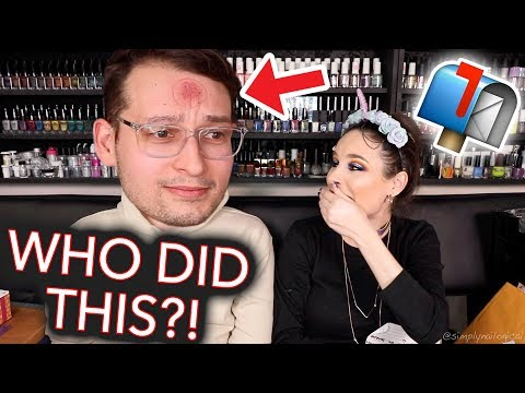 WHAT HAPPENED TO HIS FOREHEAD?! | Simplymailogical #11