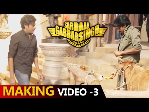 Sardaar-Gabbar-Singh-Making-Video-3