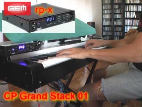 GEM RP-X --- 3 di 3 (other sound)