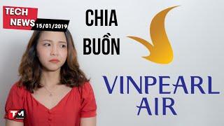 Vinpearl Air chưa nói lời chào đã phải tạm biệt ngành hàng không