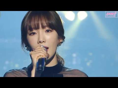 161231 [HD/Viewable] SNSD-TAEYEON (태연)-11:11 @ 2016 M8C Gayo Daejejeon