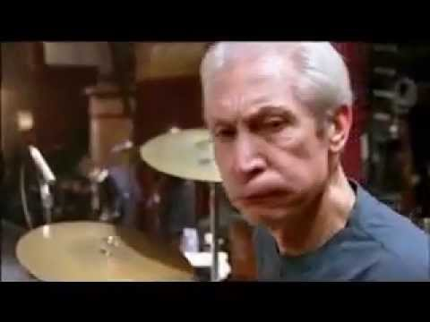 Charlie Watts / All Down the Line / You aren't too old, Chalie !
